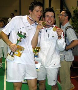 Pole espoir Badminton